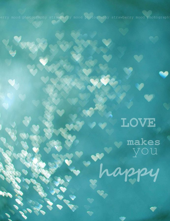 Love makes us happy! by Strawberry Mood, via 500px
