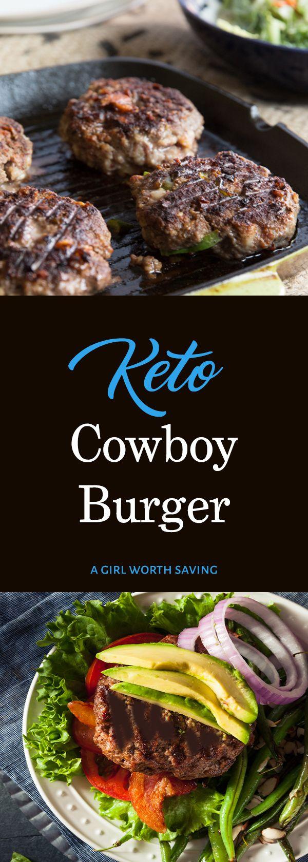 Cowboy Burgers via @bejelly