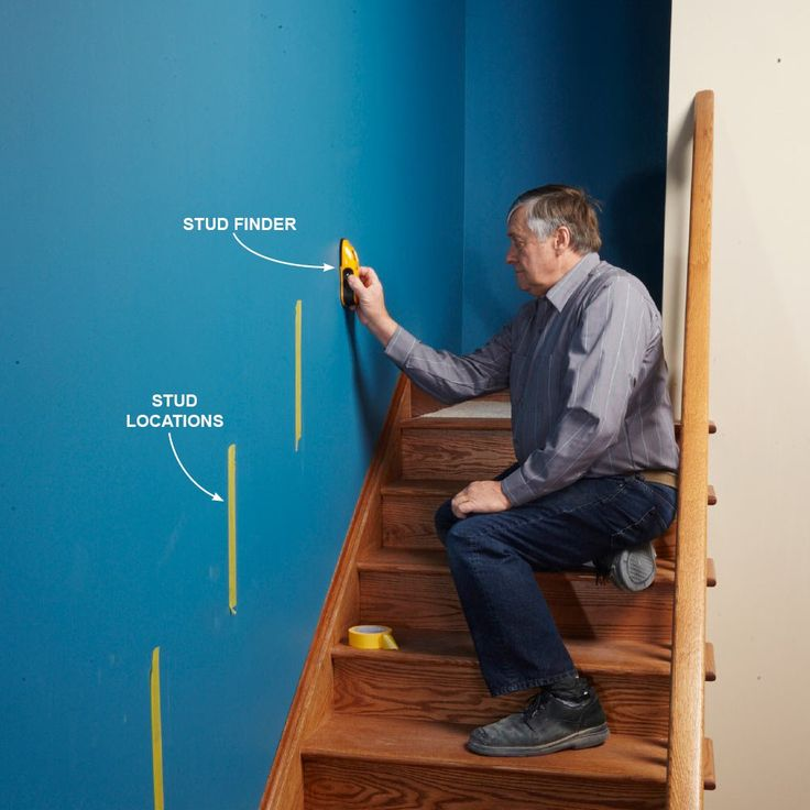 Best How To Install A Handrail Retro Renovation Learn 400 x 300