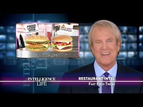 VIDEO: Why are you craving fast food? It may be the tricks fast food restaurants use to make us HUNGRIER! Find out how that billboard you just drove past was designed to make your stomach growl! #JohnTesh #FastFood