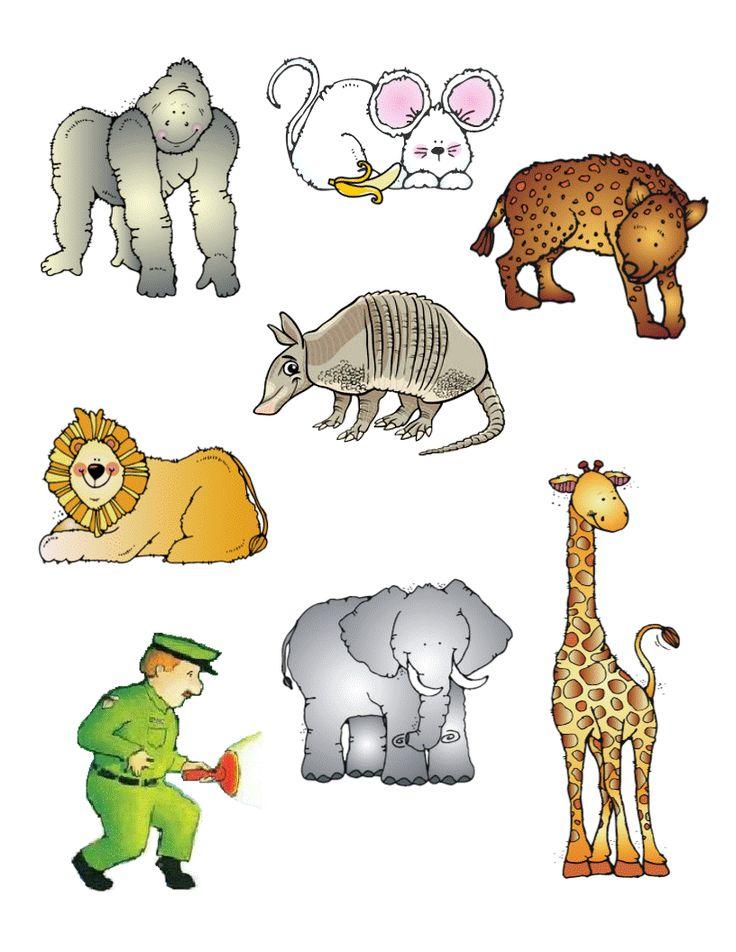 9 best Good Night Gorilla for Preschool images on Pinterest  Good
