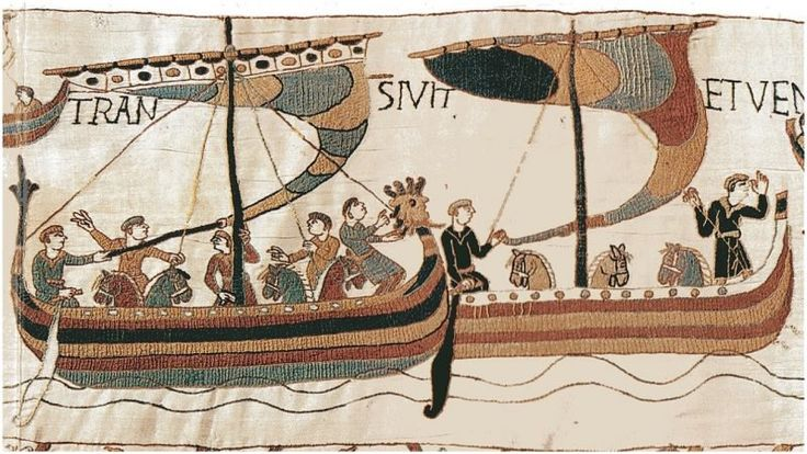 The medieval tapestry depicting the Battle of Hastings is to leave France and head for England for first time in 950 years