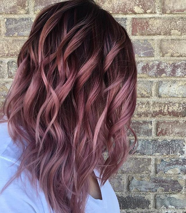 Coloring Ideas For Short Hair : Best 25 short hair colour ideas on pinterest colored