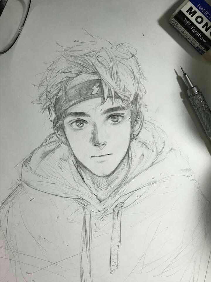 So Beautiful Art Sketches Sketches Anime Drawings
