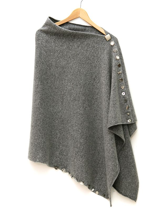 Cape/shrug/wrap from Cardigan