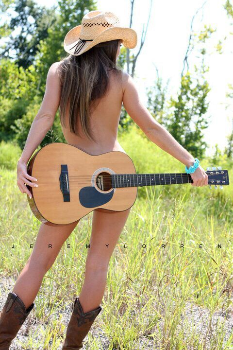 sexy with guitar - Google Search