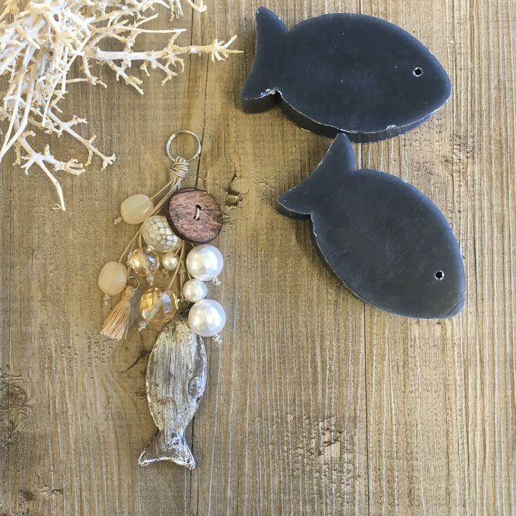 #duepuntihandmade #handmade #handmadewithlove #keyring #summer #waitingsummer #welcome #june #fish #pearls #soap