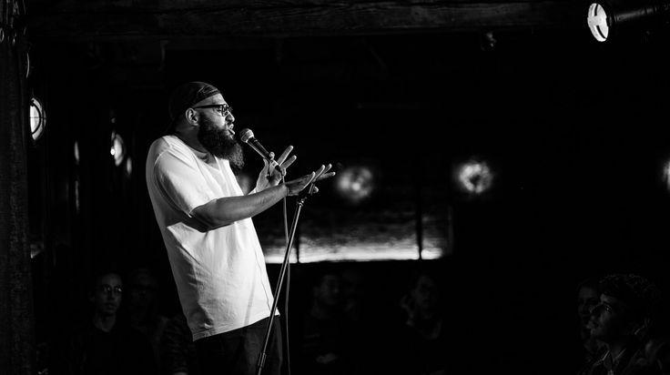 Jamali Maddix -  Comedy Cafe Theatre