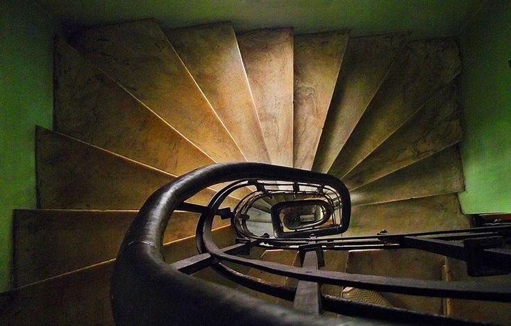 Spiral by Nancy Vajaianu on 500px