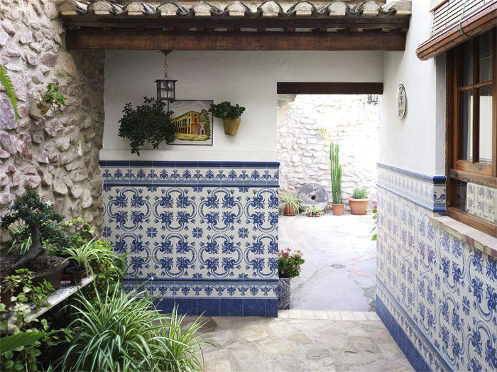44 best Fliesen images on Pinterest Bathroom ideas, Cement tiles - landhaus fliesen küche