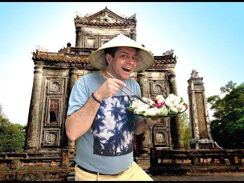 Nejlepší recept na Vietnamské jarní závitky (Gỏi cuốn), Vařte s Majklem - YouTube