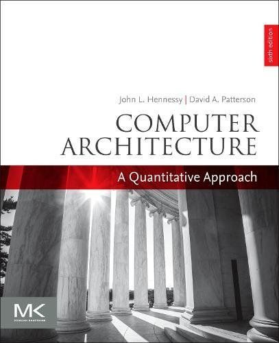 Computer Organization and Design ARM Edition The Hardware Software Interface The Morgan Kaufmann Series in Computer Architecture and Design