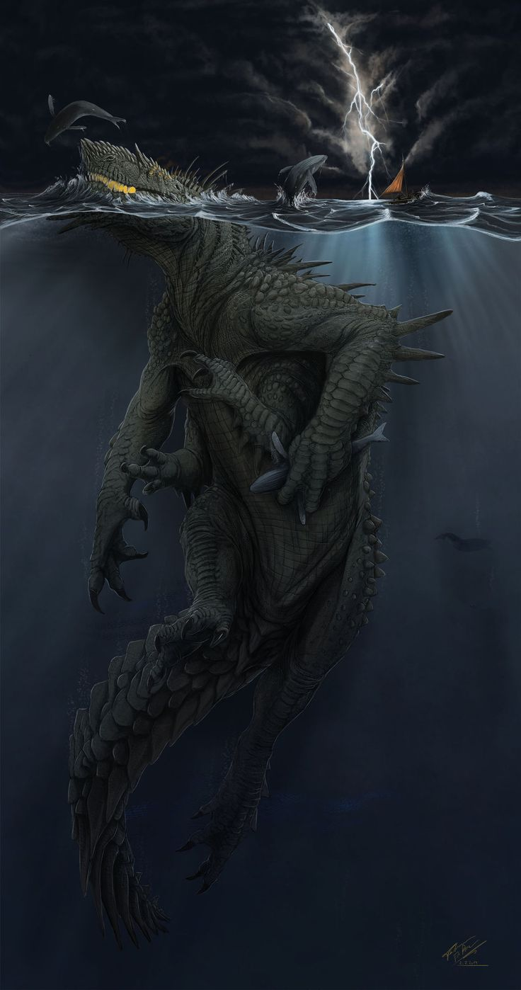 Khal'druin, mother of creatures by FabrizioDeRossi.deviantart.com on @DeviantArt
