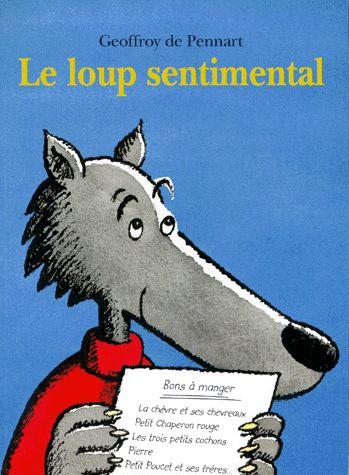 Projet théâtre : le loup sentimental ... de K77 - Le cartable de maîtresse Séverine