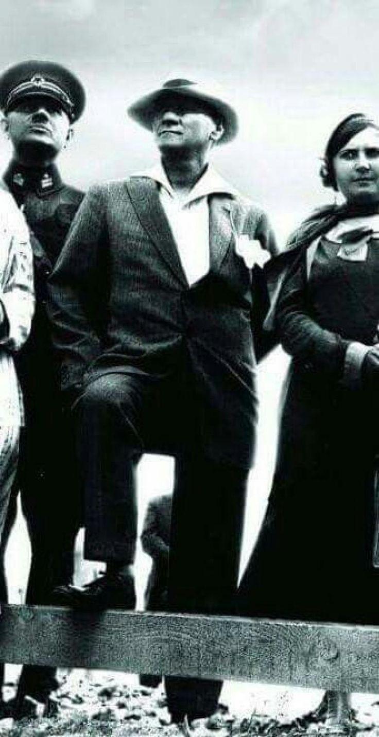 Atatürk'ün Dünyanın En Karizmatik Lideri Olduğunu Kanıtlayan 11 Fotoğraf-zd8pq7mg09