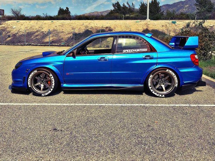 El brillante STI de @subi06sti | ClubJapo. Portal de coches japoneses