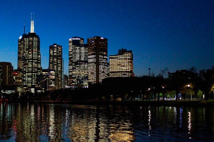 Melbourne @ Dusk