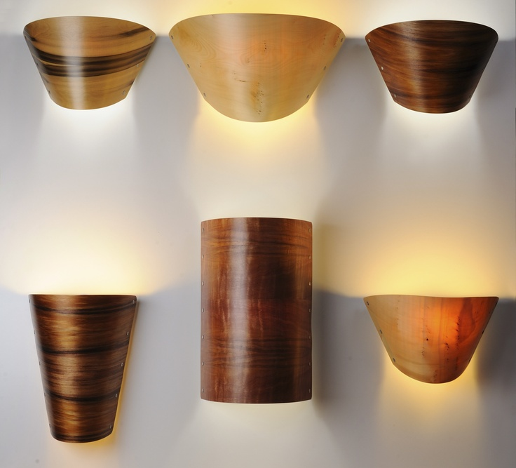 16 best axiom wall light shades images on pinterest wall light barc wall lights by axiom the barc wall lights feature hand selected veneer and are available in four distinct styles each one then carefully laminated to aloadofball Image collections