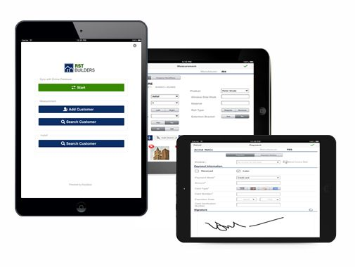 RST APP: Assign Jobs to the technicians