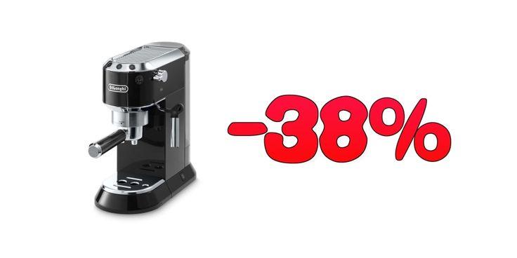 Cafetera DeLonghi EC 680.BK Ahora al 38% de descuento ✅