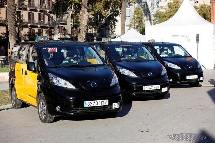 Taxis électriques : la France est-elle en retard sur le reste de l'Europe ?