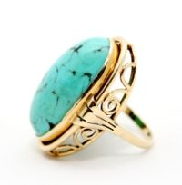 Turquoise, Your December Baby's Birthstone, Turquoise Birthstone, December Birthstone
