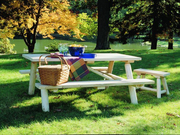 picnicsChicken Recipe, Company Picnics, Logs, Summer Picnics, Families Activities, Families Picnics, Picnics Tables, Backyards Picnics, Summer Time