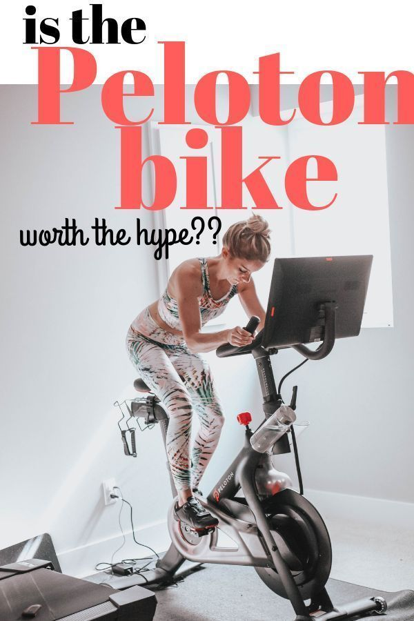 Is The Peloton Worth It My Peloton Bike Review 2019 Peloton Bike Biking Workout Peloton