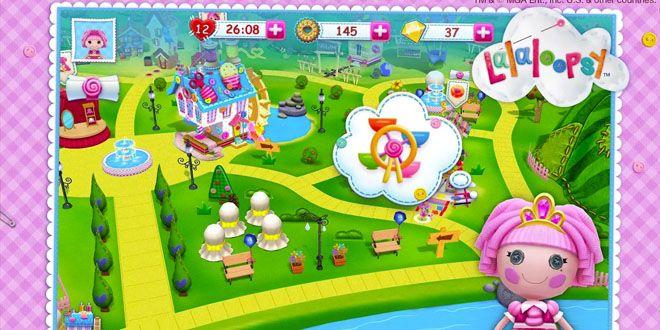 Lalaloopsy, un juego ideal para las pequeñas de la casa http://j.mp/1SB4sAC |  #Android, #Juego, #JuegosAndroid, #Lalaloopsy, #Niñas