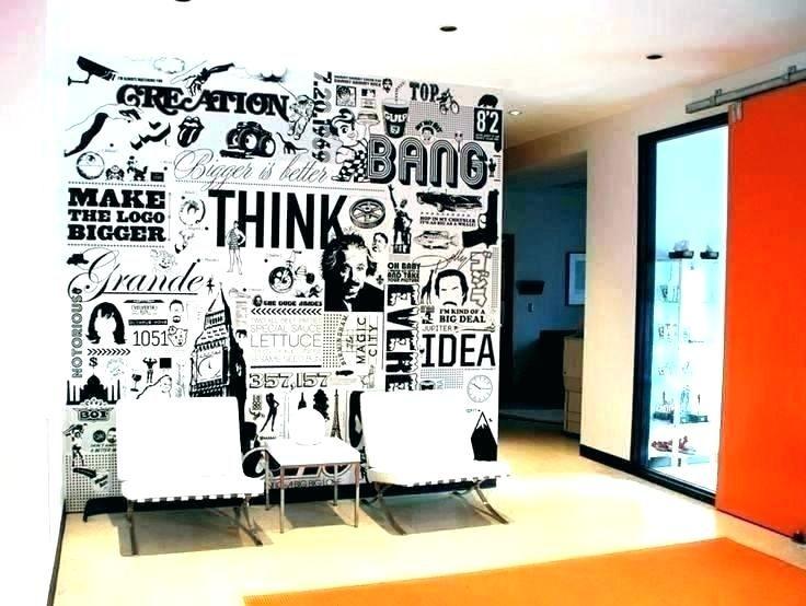Pin By Carol Eden On Decor Ideas Office Mural Office Walls