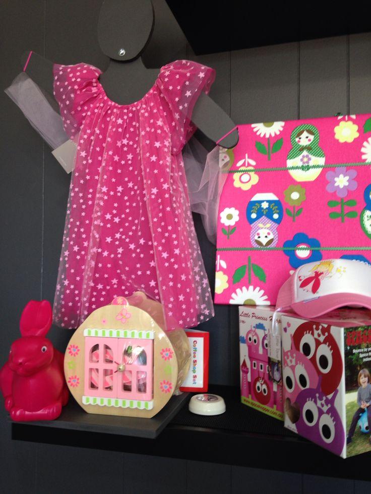 Pretty in pink girls gift ideas