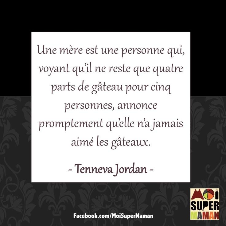 Tenneva Jordan (parent - maman - enfant) www.facebook.com/MoiSuperMaman