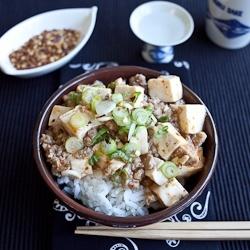 Mabo Dofu by FOODjimoto: Food Obsession, Food Peter, Chine Food, Asian Food, Mabo Dofu, Dofu Ess, Dofu A Japan American, Chine Dishes, Japan Food