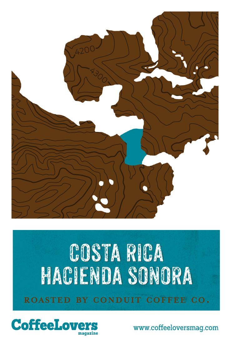 Costa Rica Hacienda Sonora