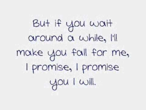 """The Promise -When In Rome """"and if I have to walk the world to make you fall in love with me, I promise you, I promise you... I will"""" - <3, PAIGE"""