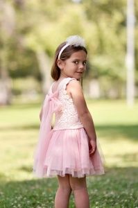 Mae Li Rose Pink Tutu Dress - One dress - two ways to wear it! This pretty frock is made in a crocheted lace bodice with layers of tulle for whispy skirts. Wear the tulle tied bow in the back or front.  See more at: http://www.babyandbeyond.ca/product.php?productid=7680&cat=668&page=1#sthash.yCWWTugB.dpuf