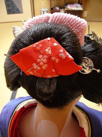 Японская тряпиенса мастер класс поделка #5
