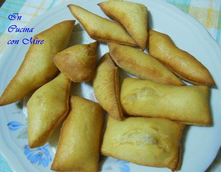 #gialloblogs àricetta pasta fritta o gnocco   In cucina con Mire