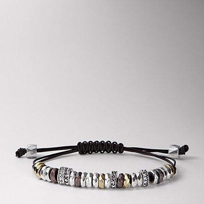 simple bracelet inspiration- www.fossil.com