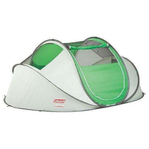 Coleman® 4-Person Pop-Up Tent