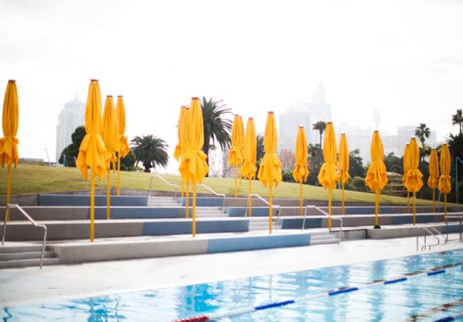 Prince Alfred Park Pool, Redfern, Sydney