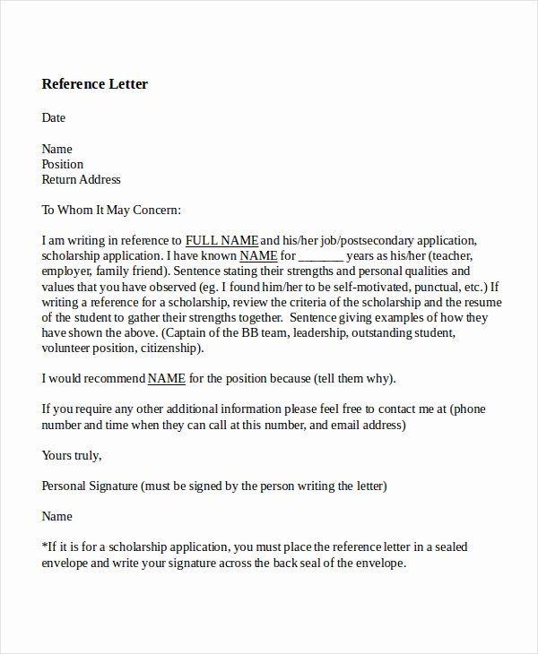 Letters Of Recommendation For Teachers Inspirational 8 Reference Letter For Teacher Templat Letter To Teacher Teacher Letter Of Recommendation Reference Letter