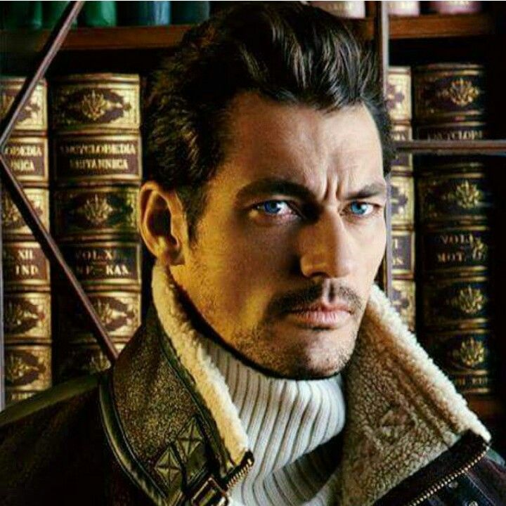 Gandy...Those Eyes !!