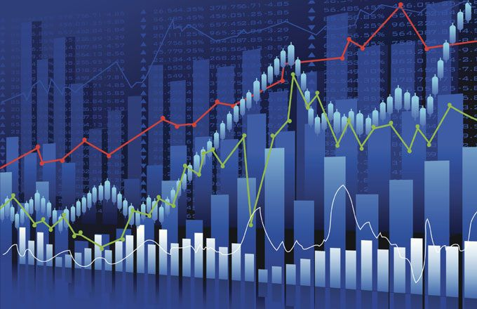 Trading Binary options in fluctuating market