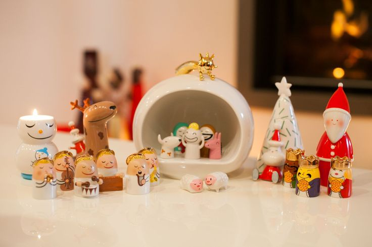 Alessi Christmas Nativity from homecolours.com