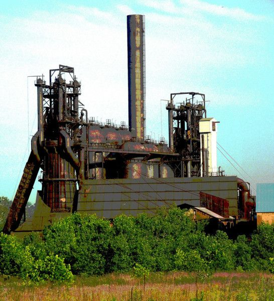 Number 7 Blast Furnace : Best images about carrie furnace on pinterest hand
