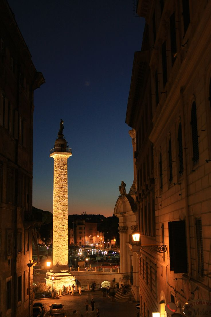 What to see in Rome? Trajan's Column!