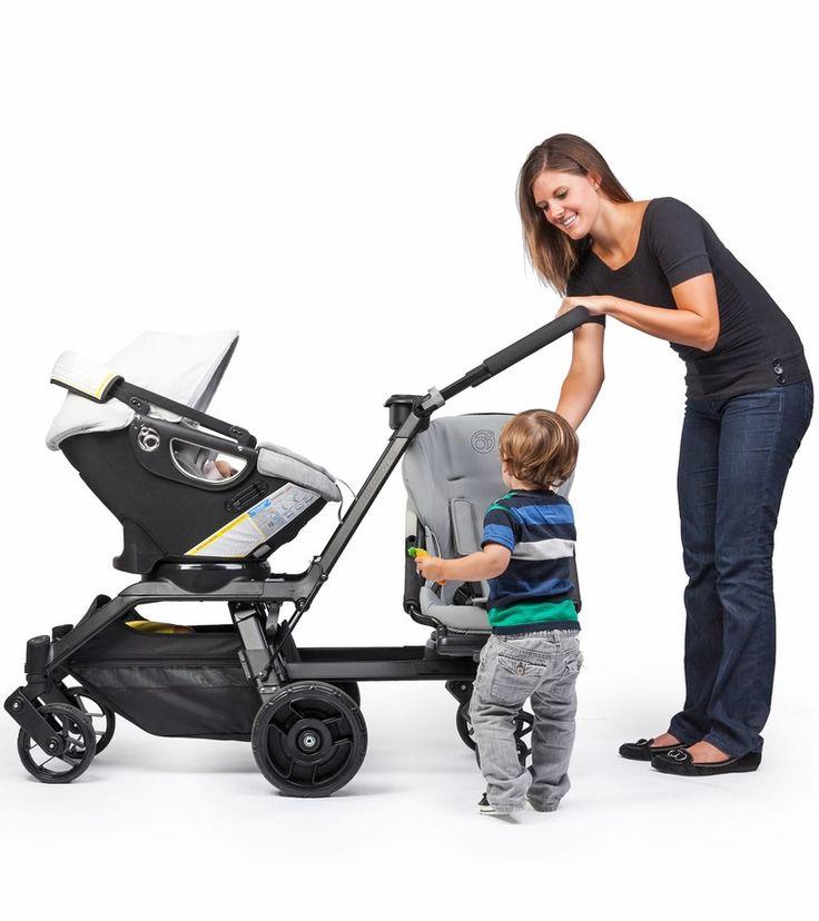 Orbit Baby G2 Stroller Helix Plus Double Stroller