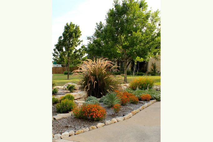 11 best waterwise landscaping images on pinterest for Texas landscape design