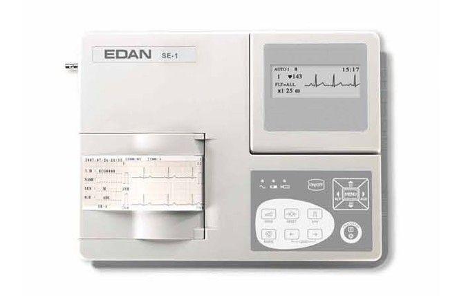 Mire este producto que puede interesarle: Electrocardiografo Edan SE-1. #espirometros